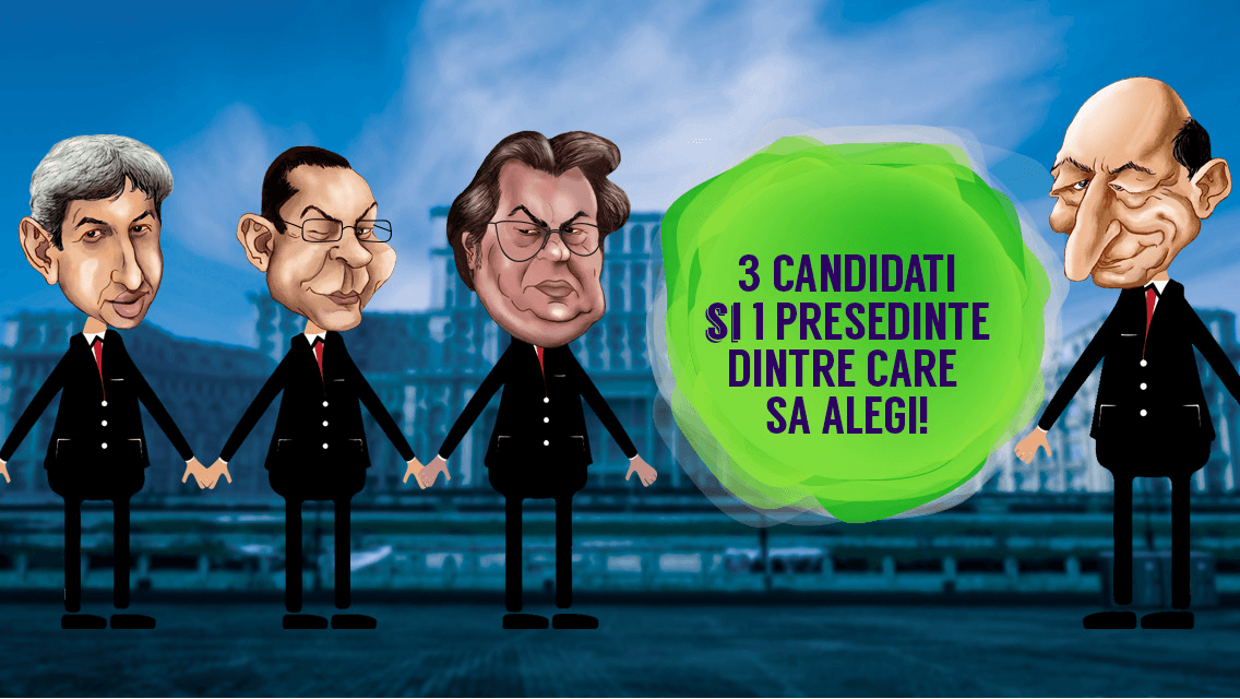 Scuipi & Castigi Alegeri 2014