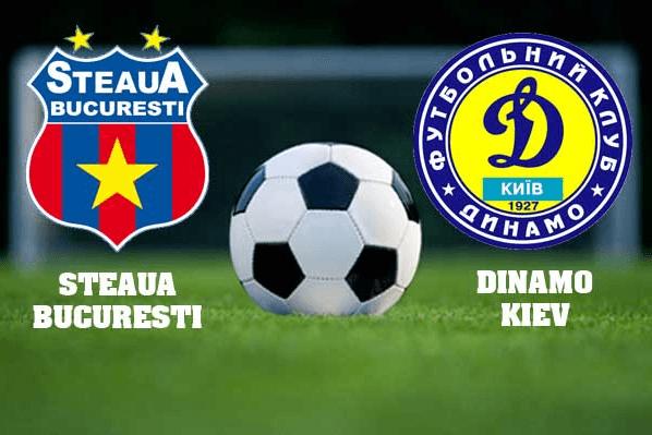 Steaua - Dinamo Kiev