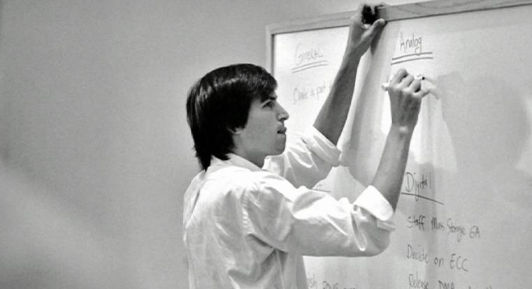 Steve Jobs concediere Apple