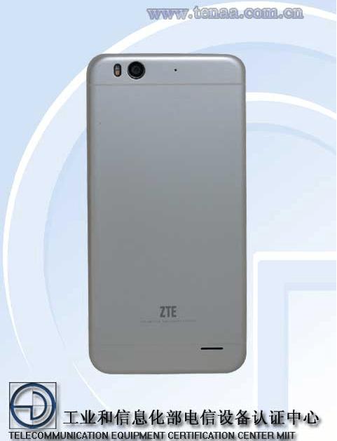 ZTE Q7 clona iPhone 6 Plus 1