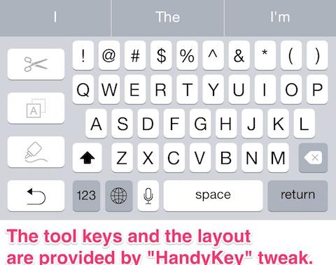 iKeywi 3 (iOS 8)