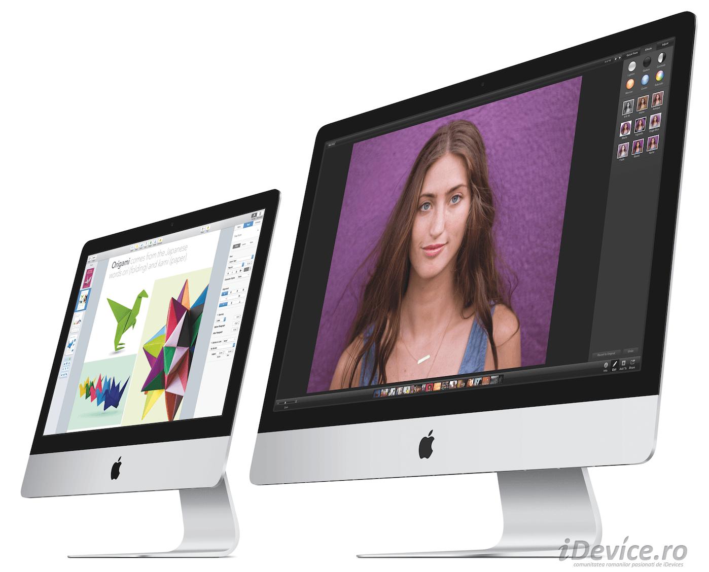iMac Retina optim