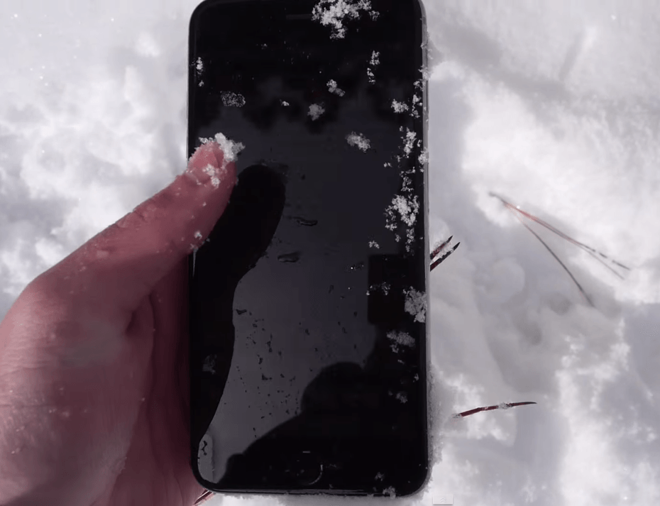 iPhone 6 Plus sub zapada
