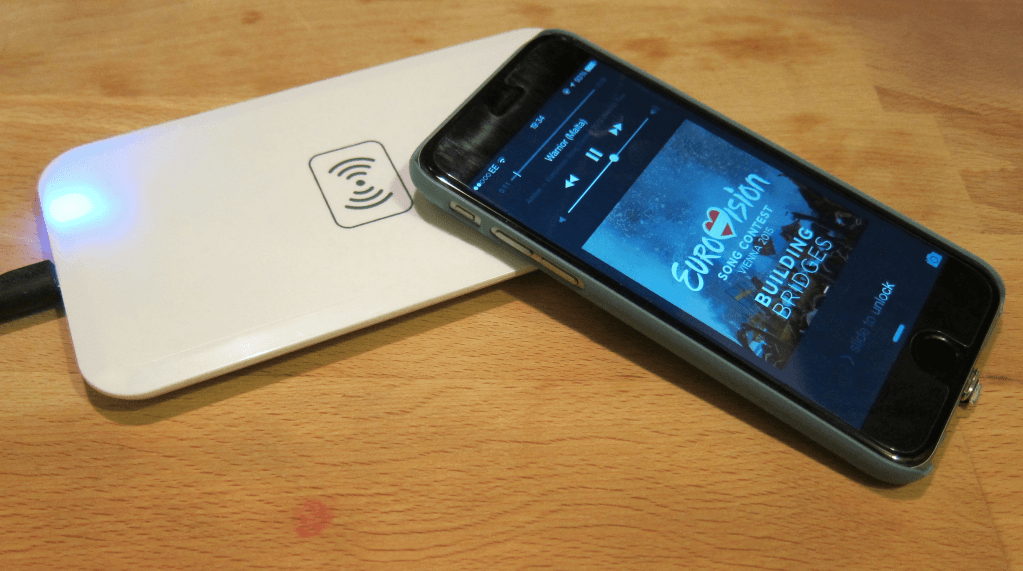 iPhone 6 incarcare wireless