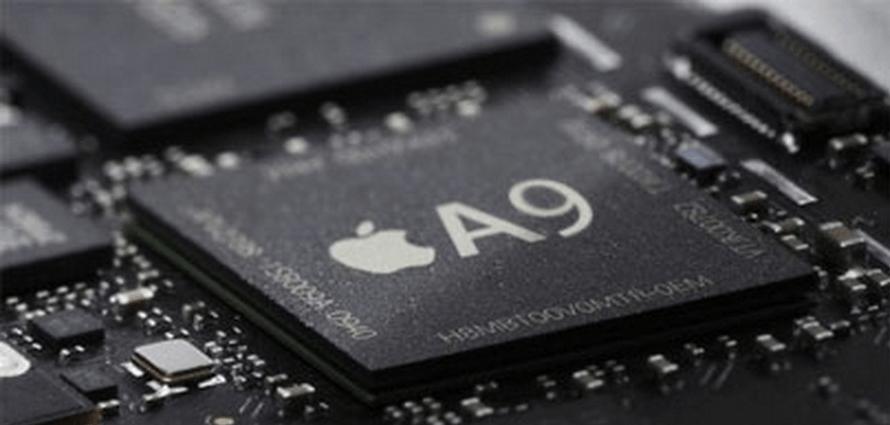 iPhone 6S A9 triple-core