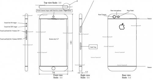 iPhone 7 concept schema