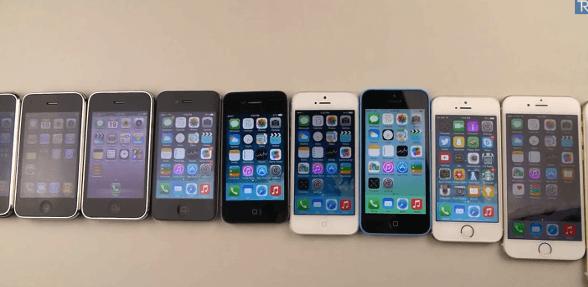 iPhone-uri Apple