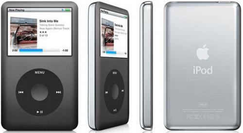 iPod Classic proces