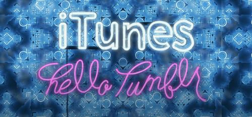 iTunes Store Tumblr