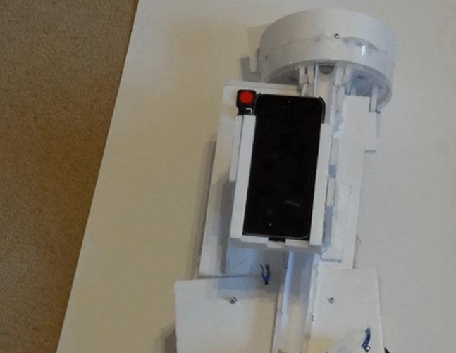 masina sortat M&M iPhone