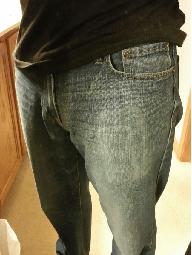 pantaloni buzunar smartphone