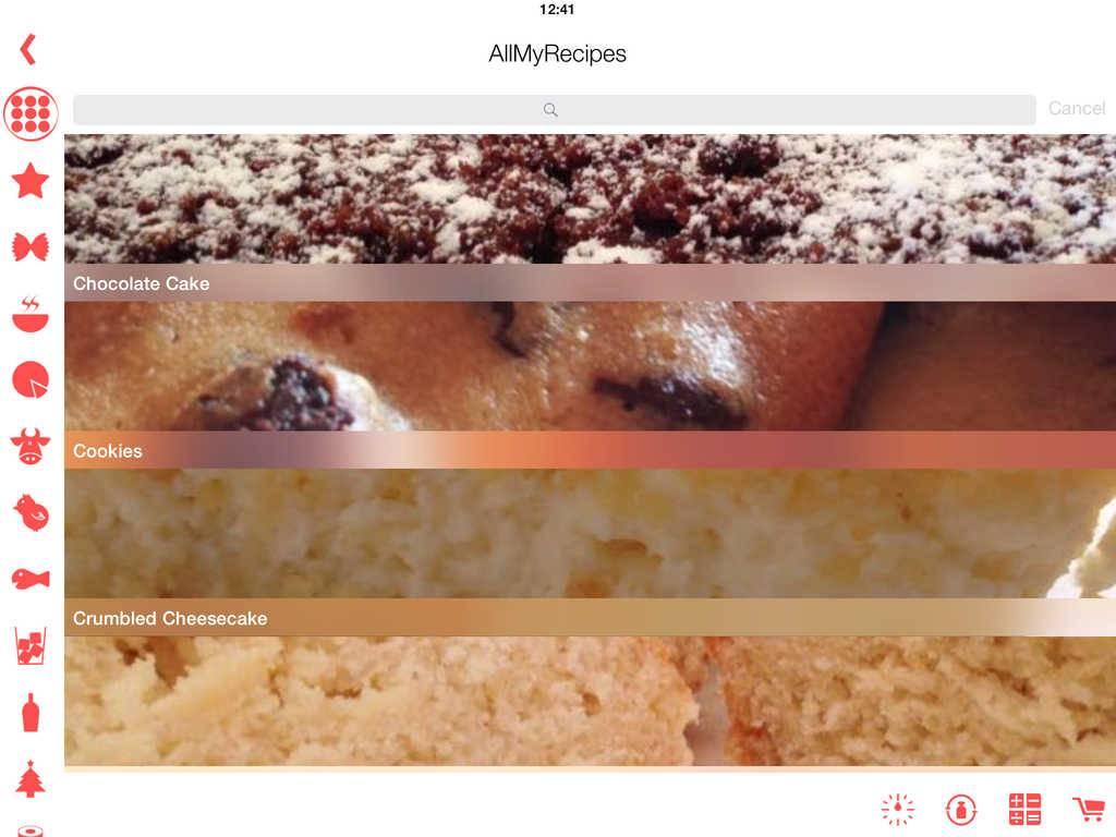AllMyRecipes Editor's Choice App Store