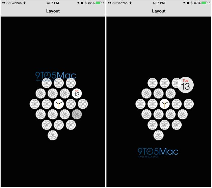 Aplicatie Apple Watch iOS 1