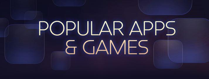 Aplicatii si jocuri populare disponibile gratuit