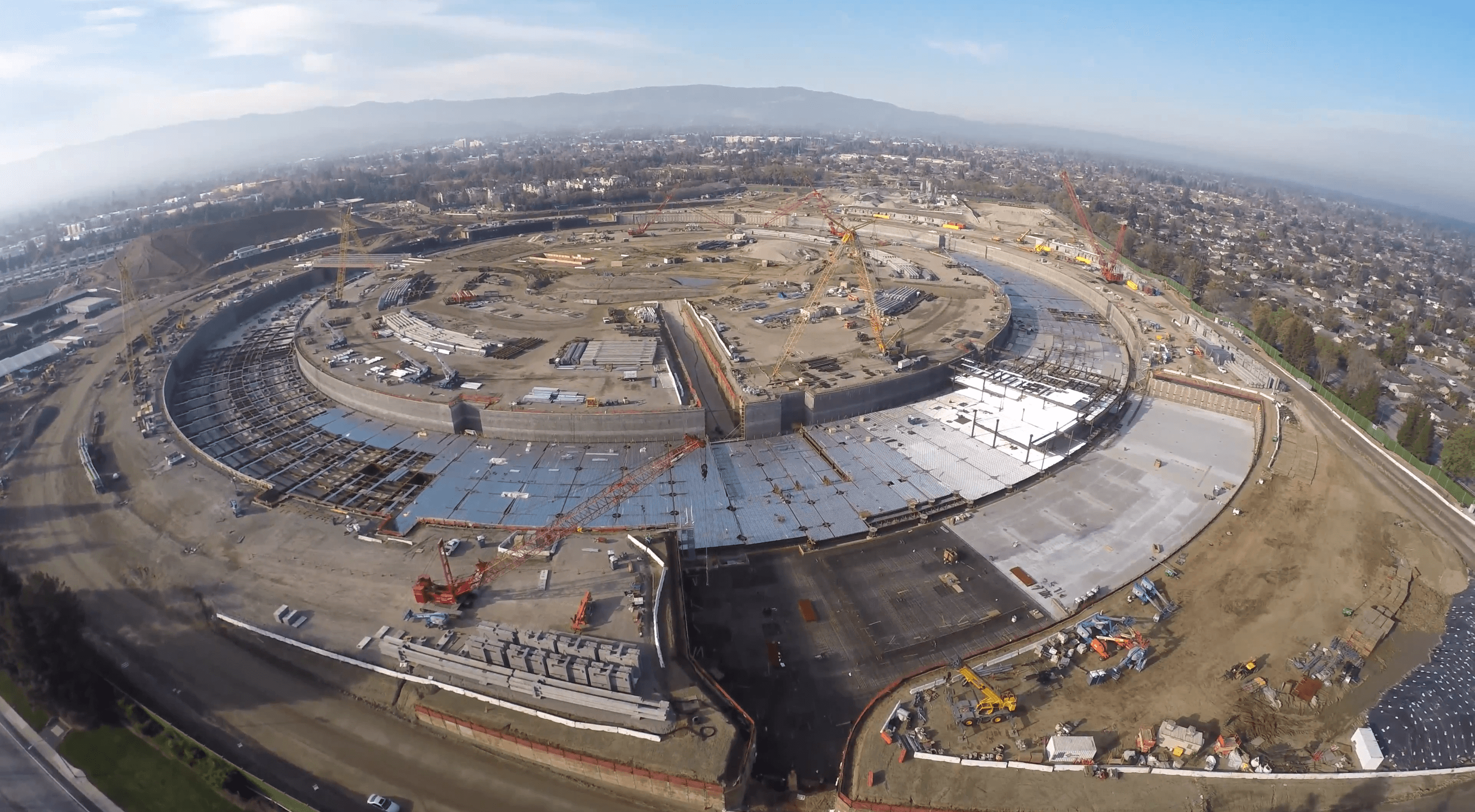 how to visit apple campus