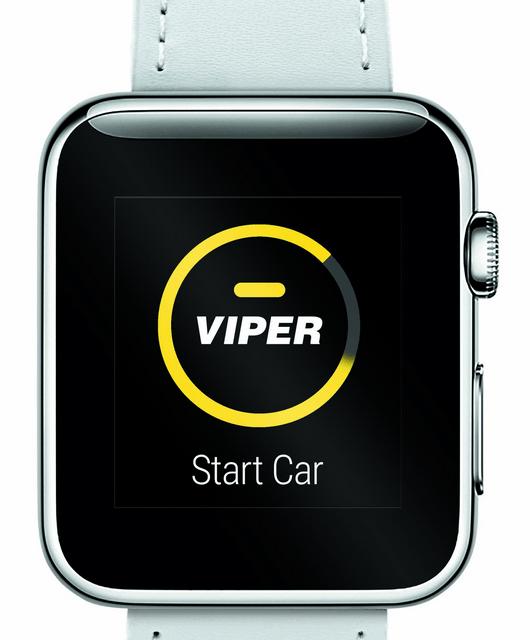 Apple Watch Viper SmartStart