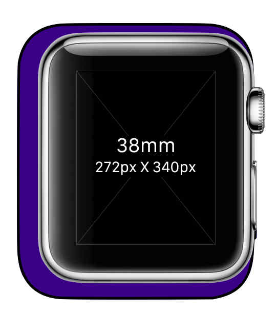 Apple Watch format 1