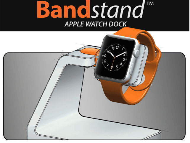 Bandstand CES 2015