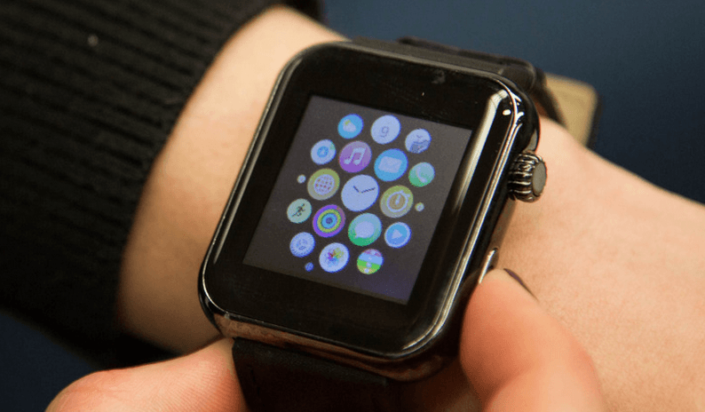 Clona Apple Watch CES 2015