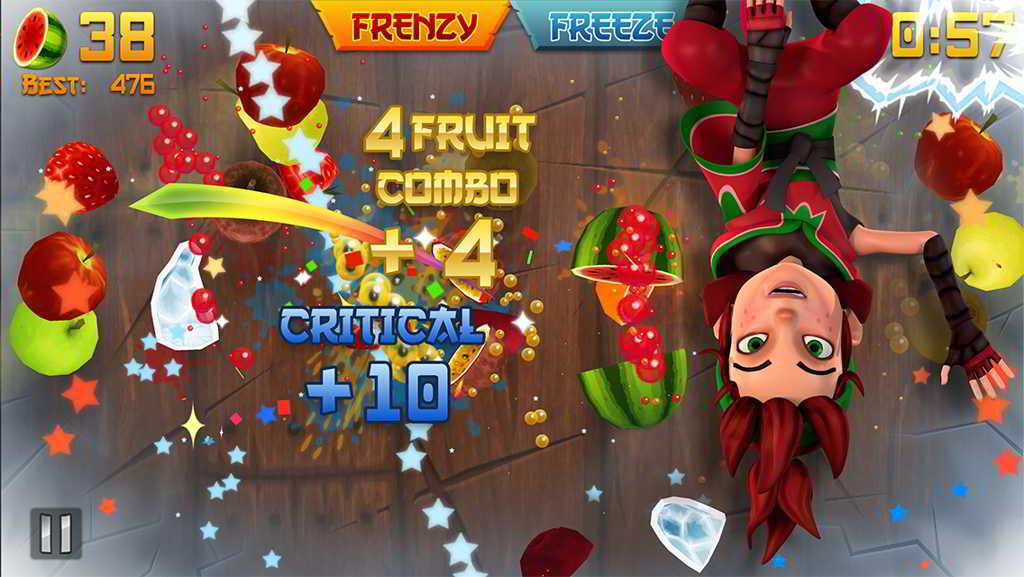Fruit Ninja gratuit