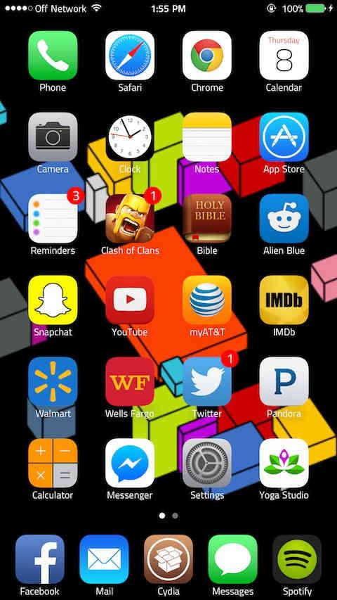 GIFPaper8 (iOS 8)