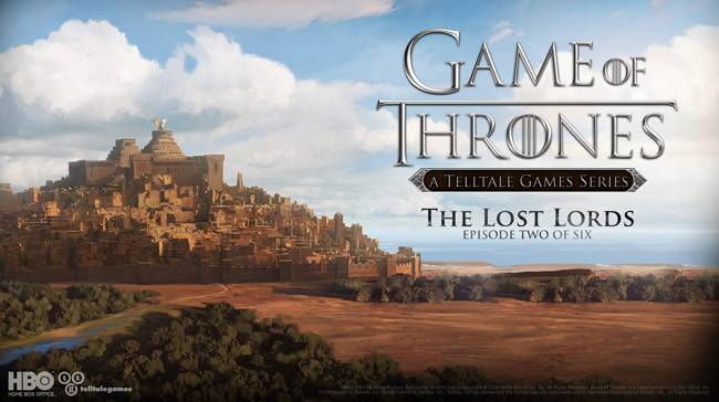 Game of Thrones A Telltale Games Series - Ep 2 The Lost Lords