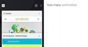 Google Chrome material