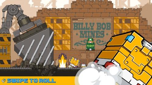 GunBrick cel mai bun joc al saptamanii in App Store