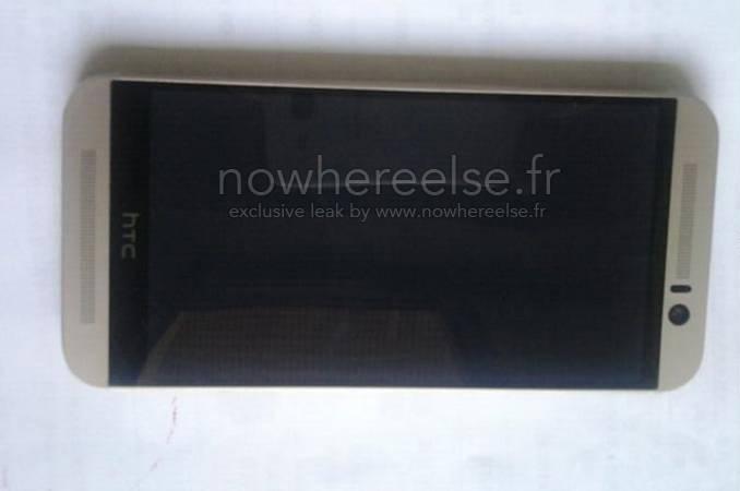 HTC One M9 primele poze