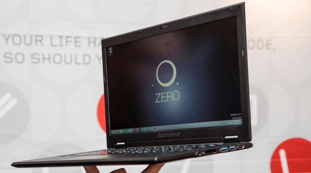 Lenovo LaVie Z - CES 2015