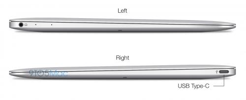 MacBook Air 12 inch 4