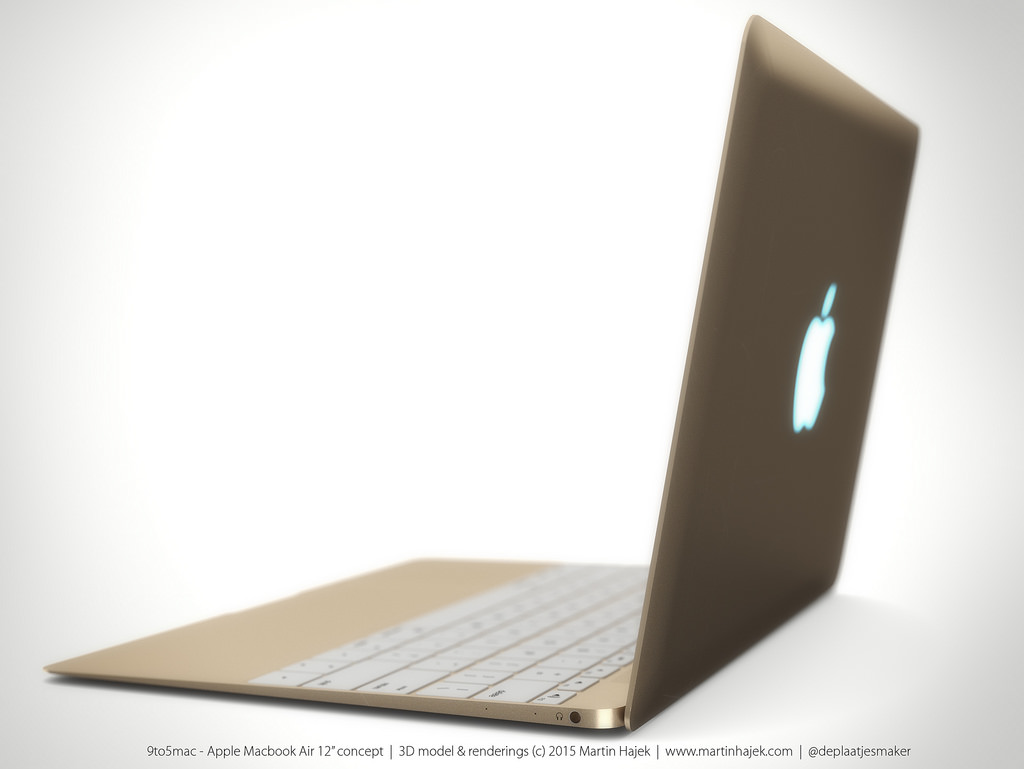 MacBook Air 12 inch concept design 11