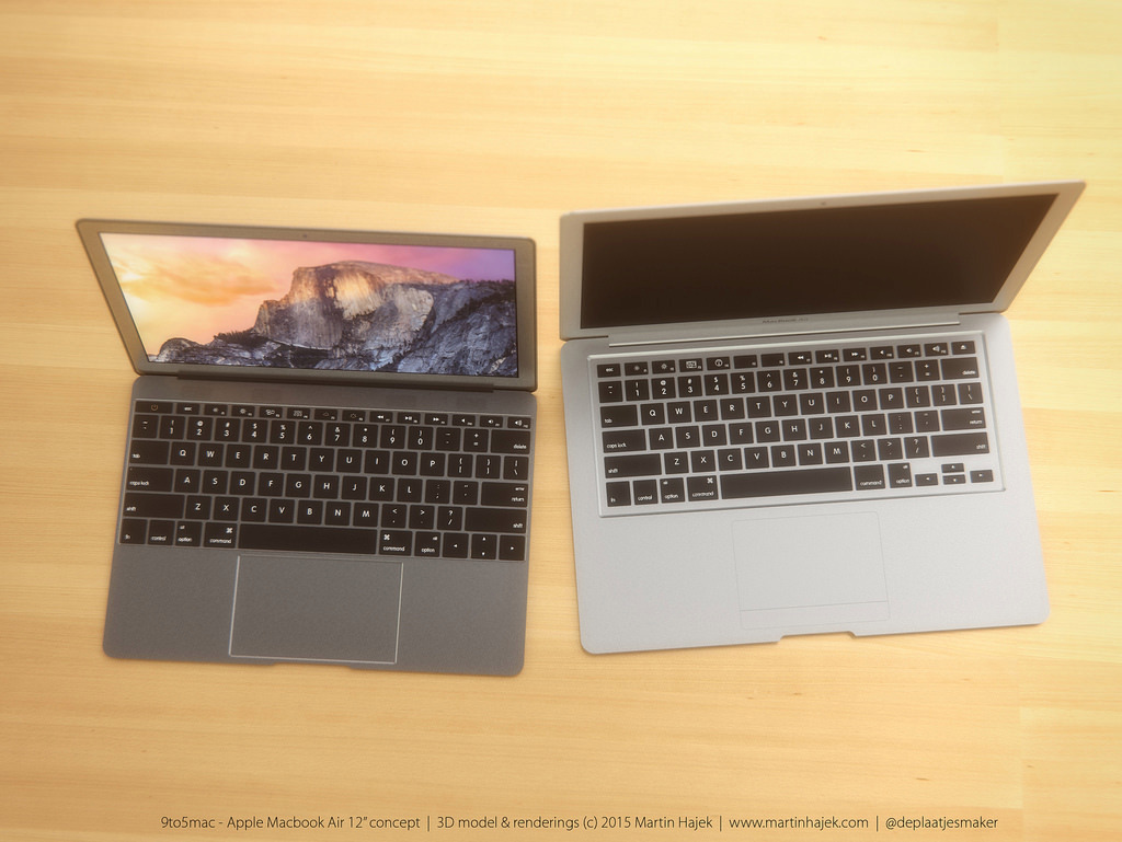 MacBook Air 12 inch concept design 9