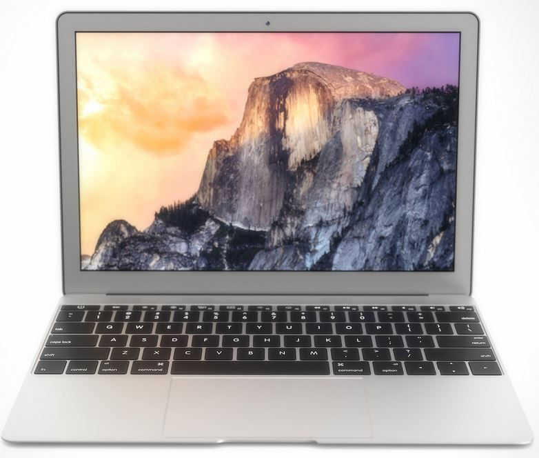 MacBook Air 12 inch productie