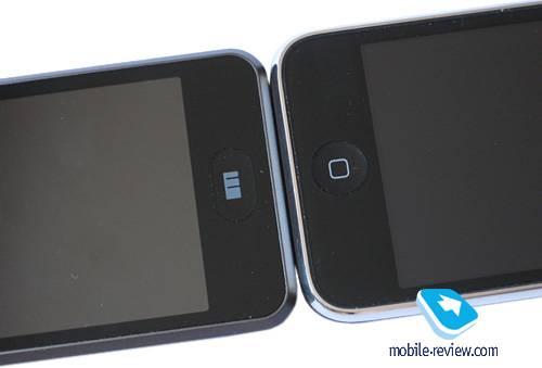 Meizu M8 prima clona iPhone 3