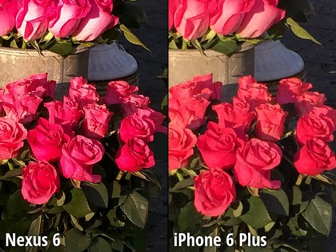 Nexus 6 vs iPhone 6 Plus - camera 2