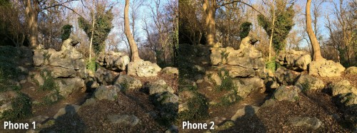 Nexus 6 vs iPhone 6 Plus comparatie camera 3