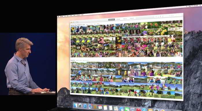 OS X photos