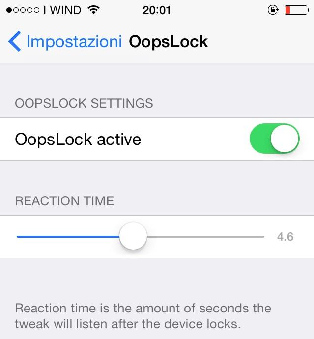 OopsLock
