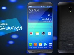Samsung Galaxy S6 carcasa de sticla