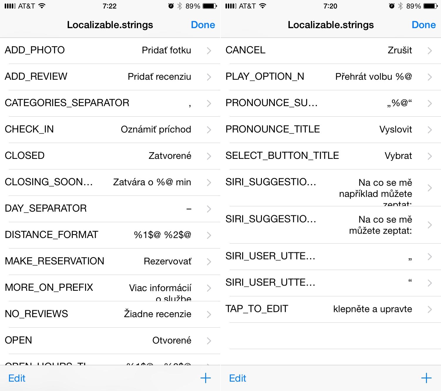 Siri noi limbi
