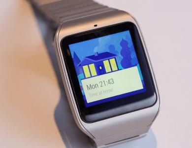 Sony Smartwatch 3 CES 2015