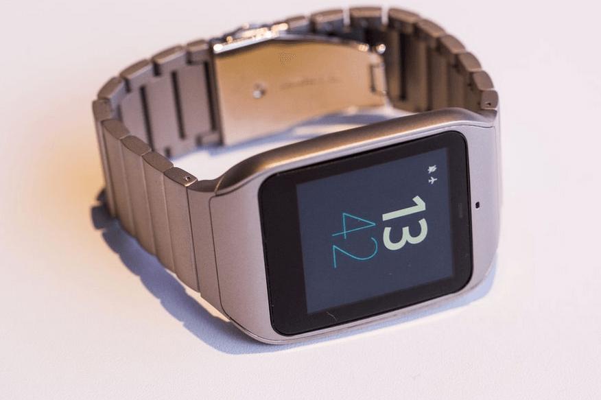 Sony Smartwatch 3 CES 2015 1