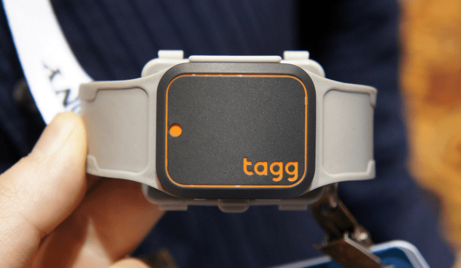 TAGG CES 2015