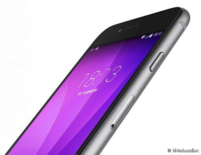 Texet iX-maxi clona iPhone 6 3