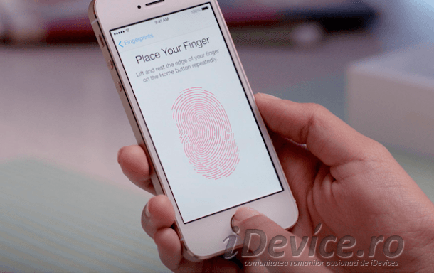 Touch ID iarna
