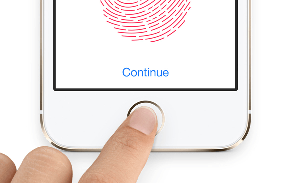 Touch ID precis