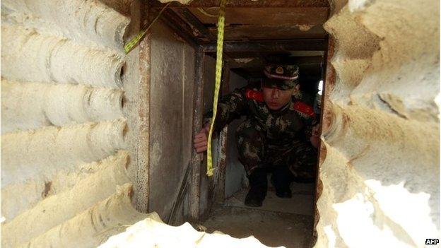 Tunel CHina