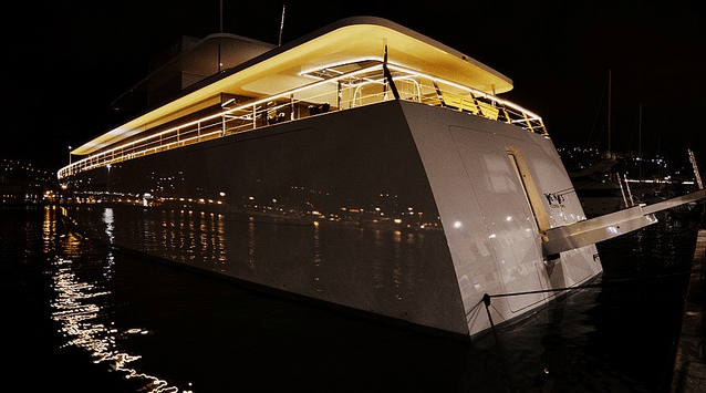 Yacht Steve Jobs 3