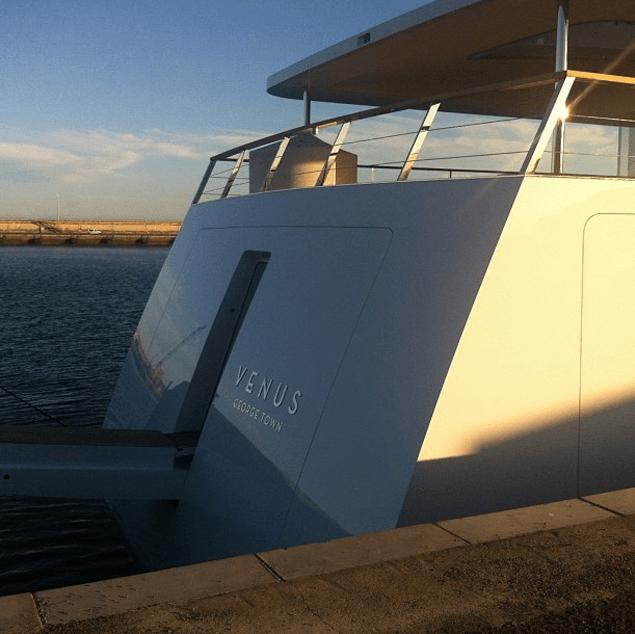 Yacht Steve Jobs 4